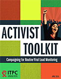 Campaigning for Viral Load Monitoring - Activist Toolkit Cover