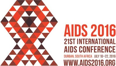 Logo of AIDS Conference 2016