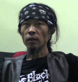 Portrait of Loon Gangte