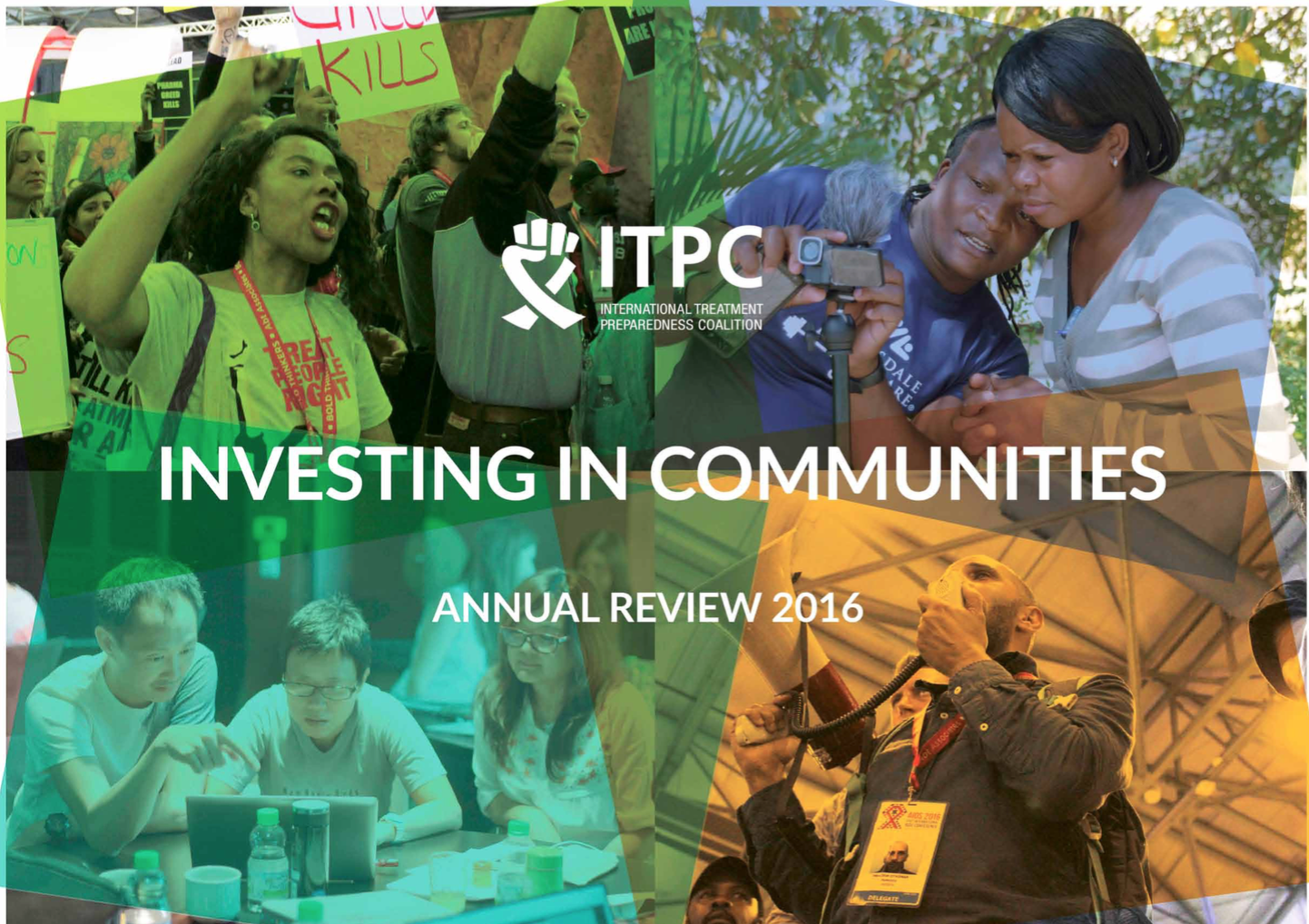 ITPC Annual Review 2016 cover