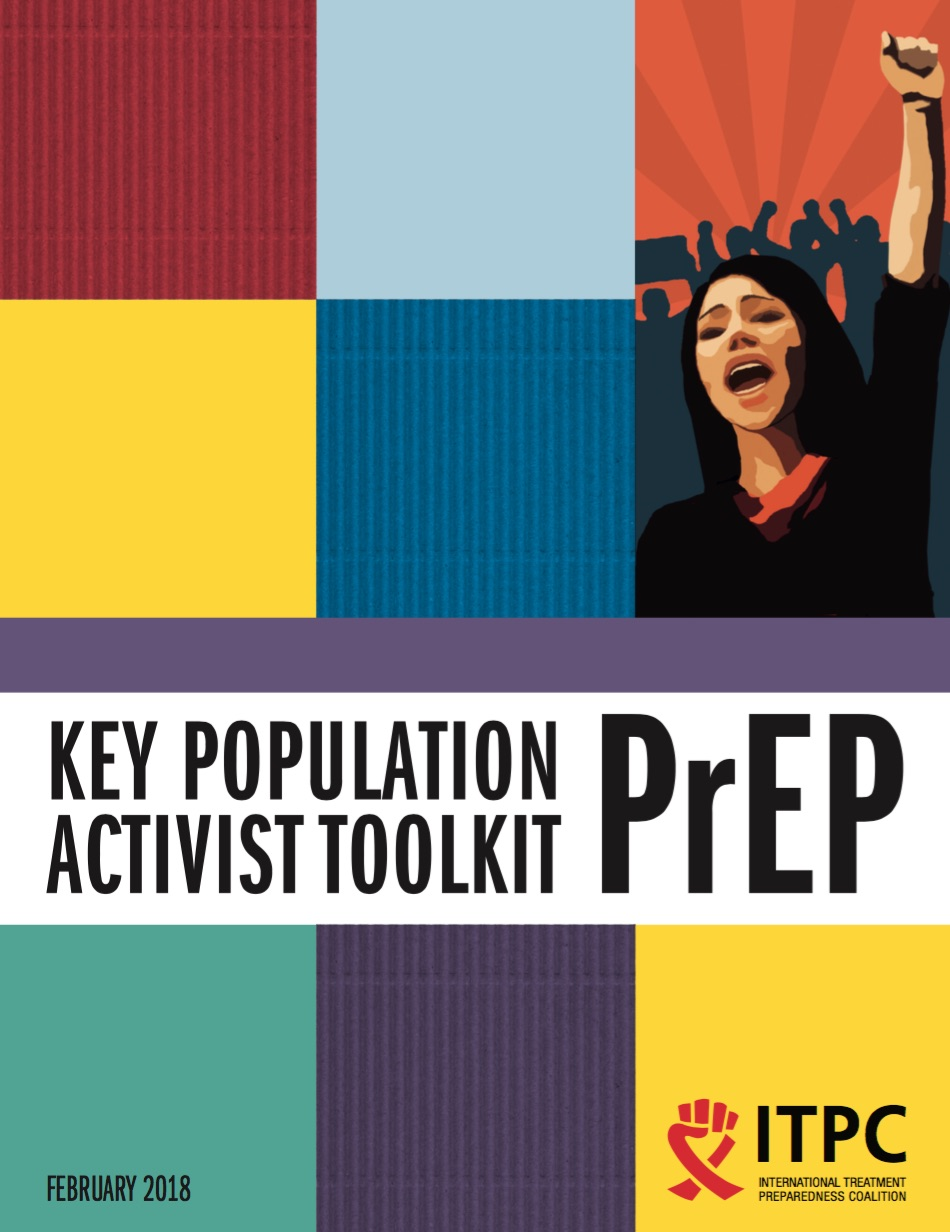 kp activist toolkit on PrEP