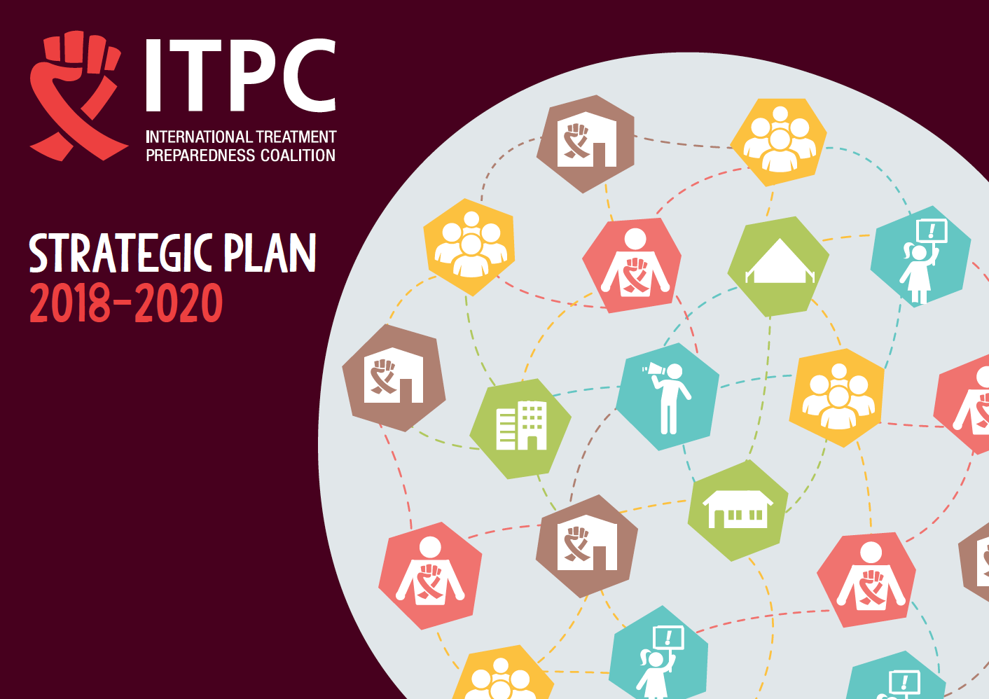 itpc strategic plan 2018-2020 cover photo