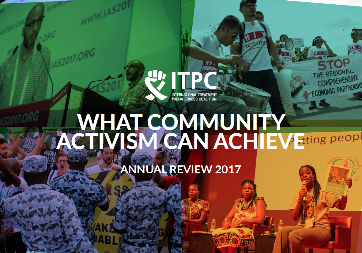 ITPC Annual Review 2017