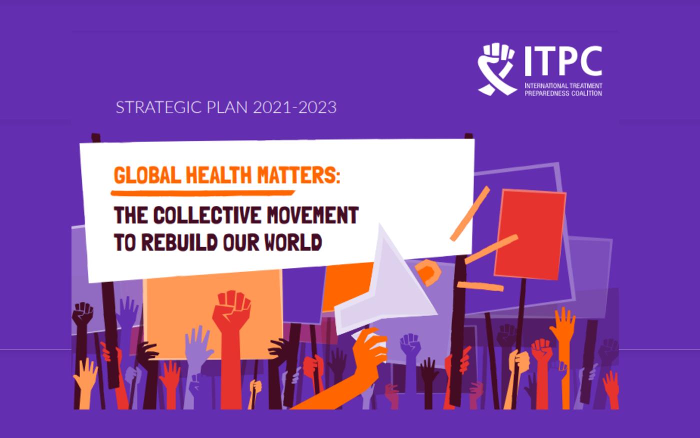 2021 to 2023 ITPC Global Strat Plan